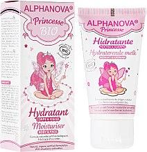 Kup Nawilżający krem dla dzieci do twarzy i ciała - Alphanova Kids Princess Moisturiser Body & Face