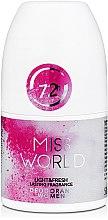 Kup Vittorio Bellucci Miss World - Perfumowany dezodorant roll-on