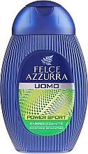 Kup Szampon i żel pod prysznic dla mężczyzn Dynamic - Paglieri Felce Azzurra Shampoo And Shower Gel For Man