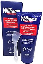 Kup Krem do depilacji dla mężczyzn - Williams Crema Depilatoria Moisturizing