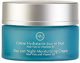 Kup Krem do twarzy - Innossence Innosource Moisturizing Cream Day And Night