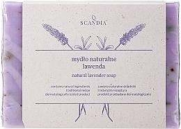 Kup Lawendowe mydło w kostce - Scandia Cosmetics