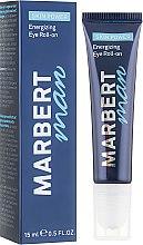 Kup Serum do skóry wokół oczu dla mężczyzn - Marbert Man Skin Power Energizing Eye Roll-on