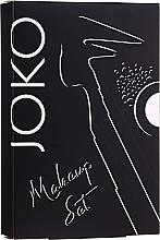 Kup Zestaw do makijażu - Joko Makeup Set 2 (brow/pencil 5 g + eyeshadow 5 g + eyeliner 5 g)