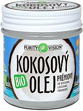 Kup Bezzapachowy olej kokosowy - Purity Vision Bio Coconut Oil