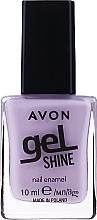 Kup Żelowy lakier do paznokci - Avon Gel Shine