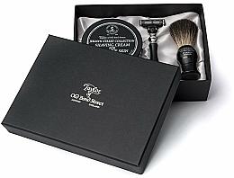 Kup Zestaw - Taylor of Old Bond Street (shaving/cr/150g + razor/1pc + shaving brush/1pc)