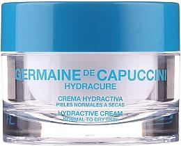 Zestaw - Germaine de Capuccini HydraCure Normal Dry Skin (ser/15ml + cr/50ml) — фото N2