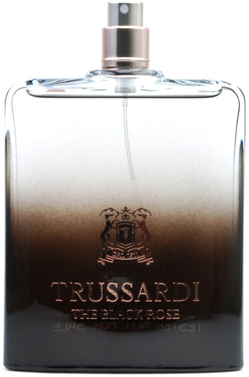 Trussardi The Black Rose - Woda perfumowana (tester bez nakrętki)