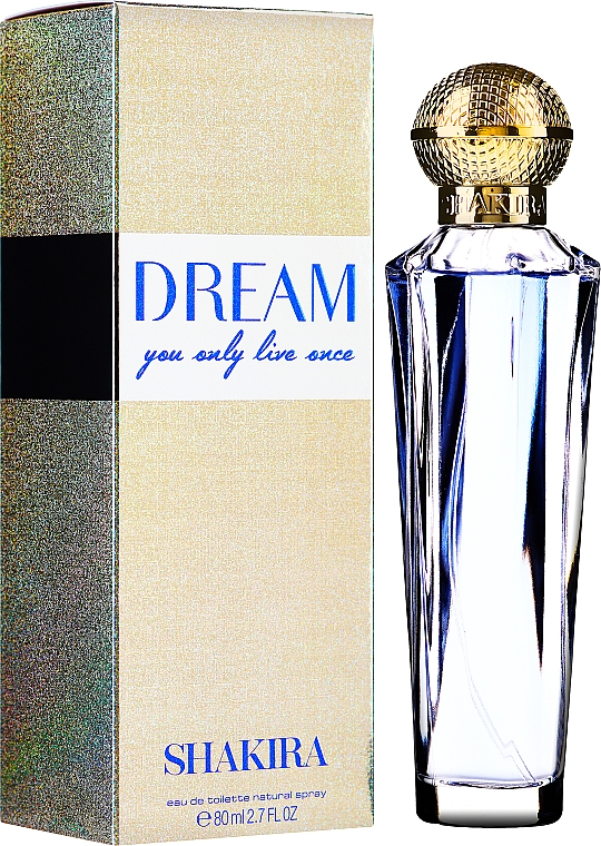 Shakira Dream - Woda toaletowa