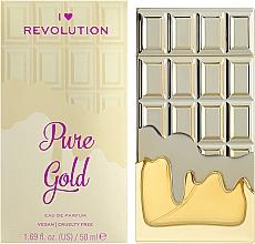 I Heart Revolution Pure Gold - Woda perfumowana — фото N2
