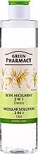 Kup Płyn micelarny 3 w 1 Owies - Green Pharmacy Micellar Solution 3 in 1 Oat