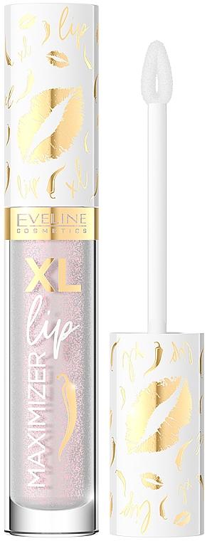 Błyszczyk powiększający usta - Eveline Cosmetics XL Lip Maximizer