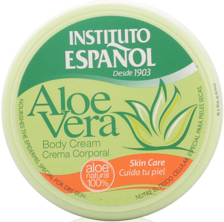 Krem do ciała Aloes - Instituto Espanol Aloe Vera Body Cream
