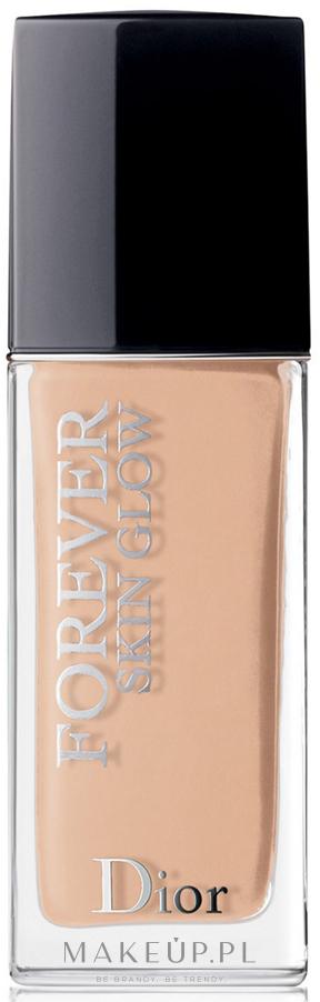 Rozświetlający podkład w płynie do twarzy - Christian Dior Diorskin Forever Skin Glow Foundation — фото 2CR - Cool Rosy