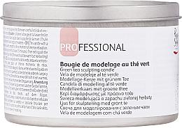 Kup Świeca do masażu Zielona herbata - Peggy Sage Professional Green Tea Massage Candle