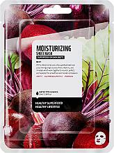 Kup PRZECENA! Nawilżająca maska do twarzy na tkaninie Burak - Superfood For Skin Moisturizing Sheet Mask *