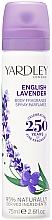 Kup Perfumowany spray do ciała - Yardley English Lavender Refreshing Body Spray