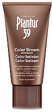 Kup Balsam do włosów w odcieniach brązu - Plantur 39 Color Brown Balm
