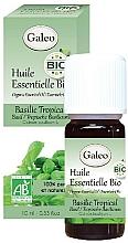Kup Olejek eteryczny Bazylia - Galeo Organic Essential Oil Basilic Tropical