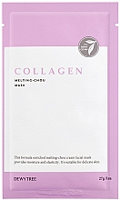 Kup Kolagenowa maska do twarzy - Dewytree Collagen Melting Chou Mask