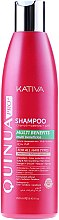 Kup Szampon do włosów farbowanych - Kativa Quinua PRO+ Shampoo