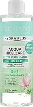 Kup Płyn micelarny 3w1 Zielona herbata i magnolia - Clinians Hydra Plus Acqua Micellare