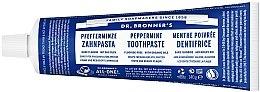 Kup Wybielająca pasta do zębów bez fluoru Mięta - Dr. Bronner's Peppermint Tootpaste