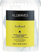 Kup Proszek do rozjaśniania włosów - Allwaves Freehand Bleaching Powder