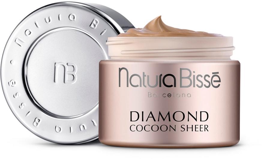 Krem do twarzy - Natura Bisse Diamond Cocoon Sheer Cream SPF30 — фото N1