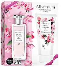 Kup Allvernum Cherry Blossom & Musk - Zestaw (edp 50 ml + b/lot 200 ml)