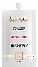 Kup Krem przeciwstarzeniowy do twarzy - BioDermic Pearl Glow Anti-Age Cream (miniprodukt)