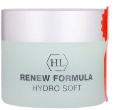 Kup Intensywnie nawilżający krem do twarzy z wodą z laguny - Holy Land Cosmetics Renew Formula Hydro-Soft Cream SPF 12