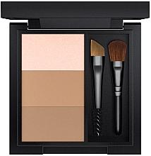 Kup Zestaw do brwi - MAC Great Brows All-In-One Brow Kit
