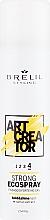 Kup Mocno utrwalający lakier do włosów - Brelil Art Creator Strong Ecospray