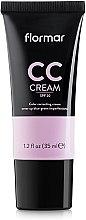 Kup Krem CC maskujący cienie pod oczami i przebarwienia na twarzy - Flormar CC Cream Anti-Dark Circles