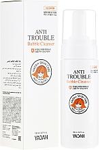 Kup Oczyszczająca pianka do twarzy - Yadah Anti-Trouble Bubble Cleanser