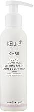 Kup Krem do włosów kręconych - Keune Care Curl Control Defining Cream