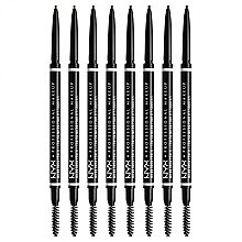Kup Kredka do brwi - NYX Professional Makeup Micro Brow Pencil