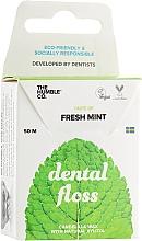 Kup Naturalna nić dentystyczna Świeża mięta - The Humble Co. Dental Floss Fresh Mint
