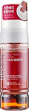 Kup Rewitalizująca pianka do mycia twarzy Żurawina - Neogen Dermalogy Real Fresh Foam Cranberry