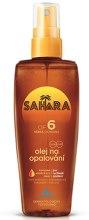 Kup Olejek w sprayu do opalania SPF 6 - Astrid Sahara Suncare Spray Oil