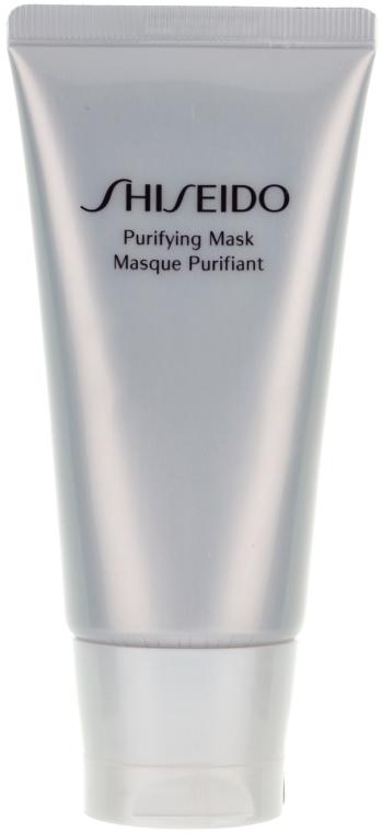 Oczyszczająca maska do twarzy - Shiseido Purifying Mask — фото N1