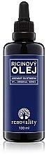 Kup Olej rycynowy do twarzy i ciała - Renovality Original Series Castor Oil Cold Pressed