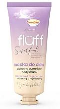 Kup Maska do ciała - Fluff Superfood Kombucha Sleeping Overnight Body Mask