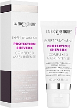 Kup Intensywna ochronna maska do włosów - La Biosthetique Protection Cheveux Complexe 3 Mask Intense
