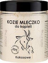Kup Kokosowe kozie mleczko do kąpieli - E-Fiore