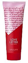 Kup Krem do rąk - Oriflame Love Letter Hand Cream
