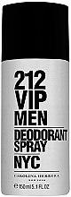 Kup Carolina Herrera 212 VIP Men - Dezodorant