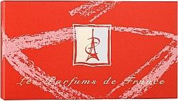 Kup Charrier Parfums Top Ten - Zestaw perfum (edp/5.2ml+edp/5.5ml+edp/5.5ml+edp/2.8ml+edp/5ml+edp/5.6ml+edp/5ml+edp/4.6ml+edp/5ml+edp/4.9ml)